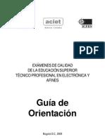 Pruebas Ecaes Electronica