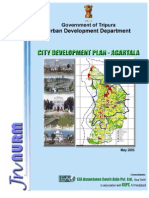 City Development Plan - Agartala