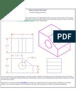 Isometrik Autocad