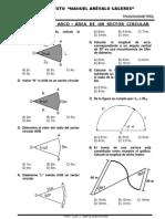 Trigonometria - Longitud de Arco - Area de Un Sector Circular