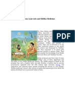 Ayurveda and Sidda Ayurveda