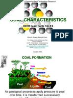 Basics Coal Characteristics