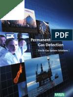 MSA Permanent Gas Detector Catalogues