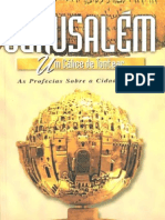 Livro - Jerusalém - Um Cálice de Ton Tear