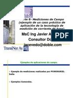 LCM 500 Parte 6- Mediciones de Campo