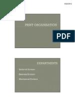 Print Organisation