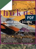 innovative design 95dd4 2e117 Magasinet Hokus ht12 - papper