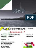 Skenario 1 - Blok Kardio Kelompok a-7