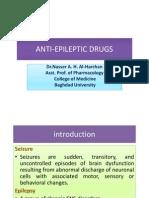 antiepileptics