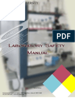 Lab Safety Management