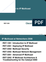 Introduction to IP Multicast.pdf