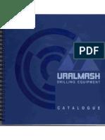 Uralmash Drilling Equipment Catalogue