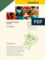 Ecuador Galapagos Otavalo