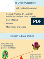 store design objectives