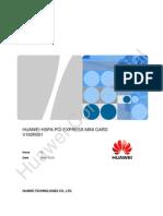 HUAWEI HSPA PCI Express Mini Card Datasheet V3_0(New)