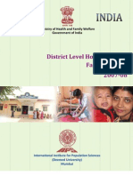 DLHS 3 India Report