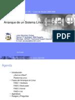 UNR - IPS - AUS - Sistemas Operativos - Prof. Diego Botallo - Arranque