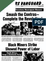 Workers Vanguard No 435 - 4 September 1987