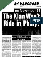 Workers Vanguard No 464 - 4 November 1988