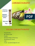 Column Chromatography ppt
