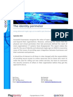 The identity perimeter