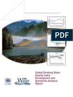 global drinking water quality index