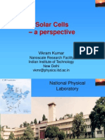 perspective in photovoltaics