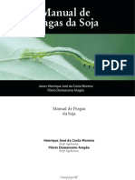 Manual de Pragas Da Soja