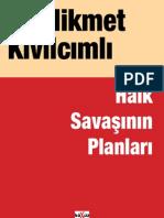 Hikmet Kivilcimli - Halk Savasinin Planlari.