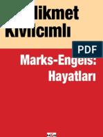 Hikmet Kivilcimli - Marks-Engels - Hayatlari