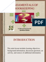Bookeeping Fundamentals