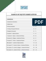 Basics of Equity Derivatives