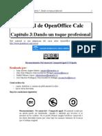 Manual Calc OpenOffice