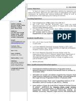 Resume- Dr. Raj Kumar Yadav, LL.M., NET, Ph.D(Law) Ph.-9466602200
