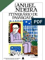 41197501 Itinerario Em Pasargada Manuel Bandeira