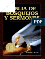Biblia de Bosquejos y Sermones -Tomo 1 (Gn.1;1-11)
