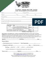 Registration form Big Swap Bonanza Word