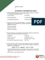 Ejercicios Unidad 4 - Halogenuros de Alquilo