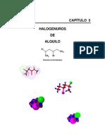 Halogenuros de Alquilo Capituo 5