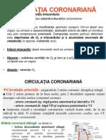 circulatia coronariana