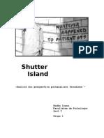 Shutter Island- Analiză din perspectiva psihanalizei freudiene