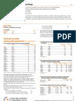 Net Price List Heavy Plates Quarto Range 2011 10