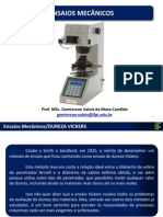 4 AULA - Dureza Vickers.pdf
