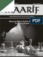 Jurnal Maarif Institute Feb 2008