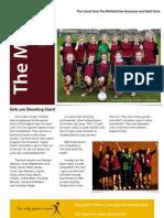 February 2013 Newsletter