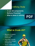 Petroleum Refining Study