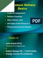Petro Refinery Basics
