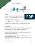 Mikrotik load balancing + external proxy