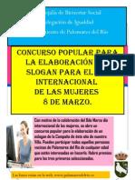 Cartel Slogan 8marzo 2013 (1)