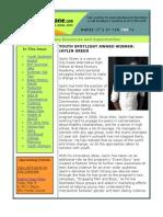 Mayor's Youth Zone Newsletter February 2013